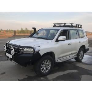 Сафари 4х4 багажник экспедиционный 160х125х16 см на Toyota Land Cruiser 200