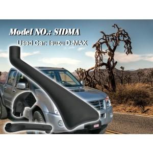 Шноркель SIDMA для  Isuzu D-Max дизель 4JJ1-Hi-Power 3.0л-I4