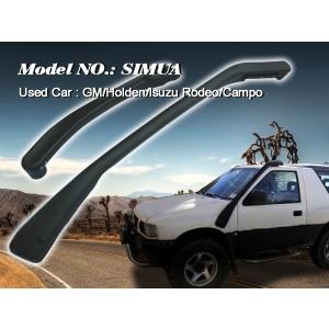 Шноркель SIMUA для  Isuzu GM/Holden/Isuzu Rodeo/Campo R7  (дизель 4JB1T 2.8л-I4)