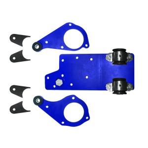 Tuning4WD независимое крепление переднего редуктора Нива, LADA 4x4