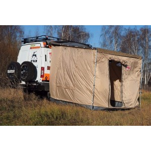 РИФ WAWNING008 ROOM стенки к автомобильной маркизе 2,5х2,5 м