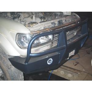 Силовой бампер (перед, зад) на Toyota Land Cruiser 80