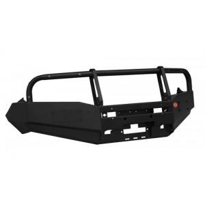 OJeep 02.010.01 передний силовой бампер с площадкой лебёдки на Toyota Hilux (2011-)