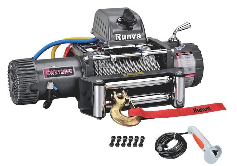 Электрическая лебедка Runva EWX12000s