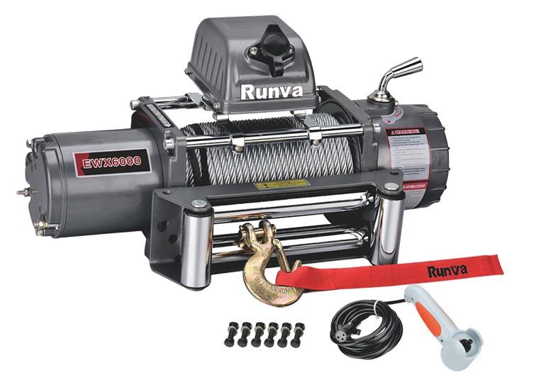 Лебедка Runva EWG6000
