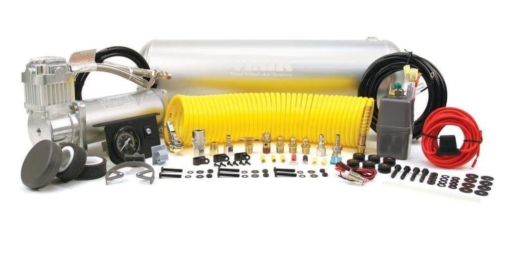 Viair пневмосистема в сборе - компрессор 450С, ресивер 9 л 100%