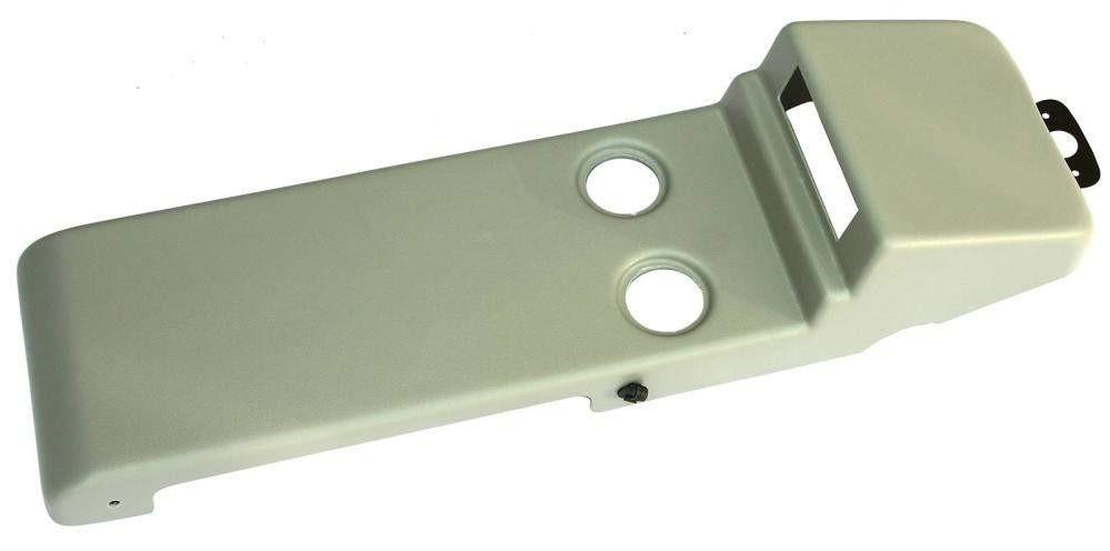 Консоль потолочная для установки р/c УАЗ Патриот 2007-2013, вырез под р/c 140х40 мм, серая
