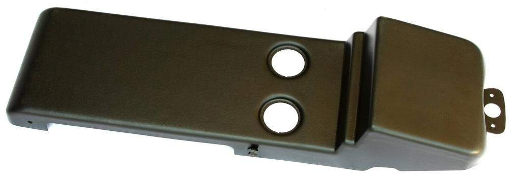 Консоль потолочная для установки р/c УАЗ Патриот 2007-2013, без выреза под р/c, черная