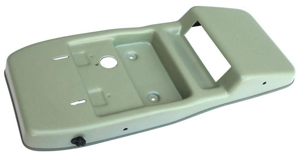 Консоль потолочная для установки р/c Great Wall Hover H3-H5 вырез под р/c 140х40 мм, серая