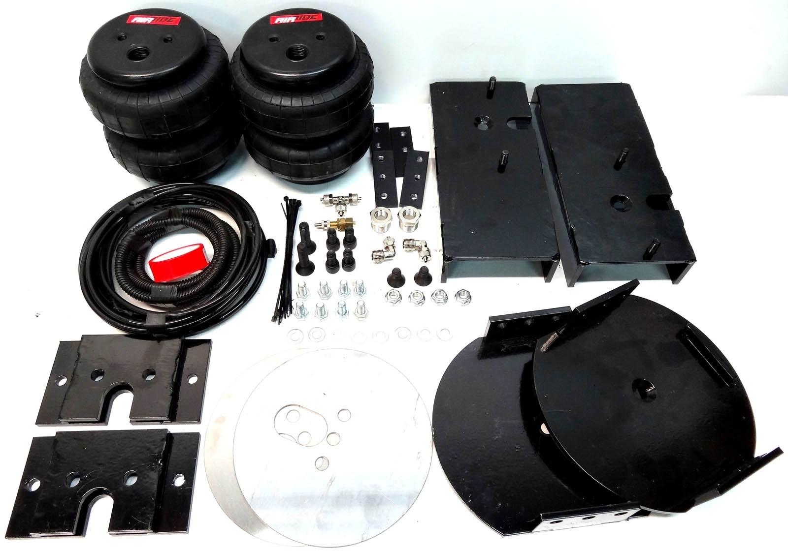 Air-Ride 152010пневмоподвеска наRenaultMaster X62 / Opel Movano X62 / Nissan Interstar X62 задний привод (11-) задняя ось