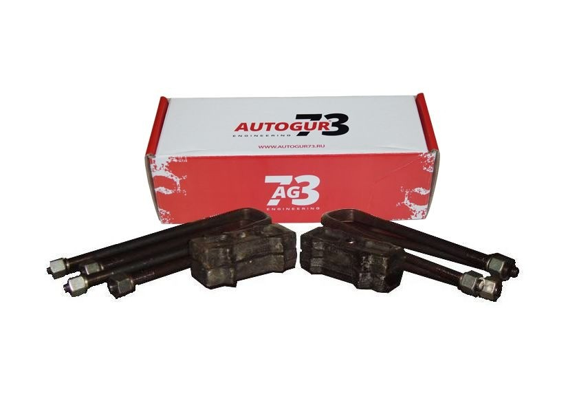 Autogur73 лифт-комплект рессора-мост 40 мм УАЗ-452 (на 1 мост)