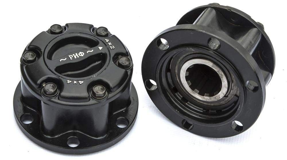 РИФ B063 хабы колесные для Suzuki Jimny 1999+ усиленные