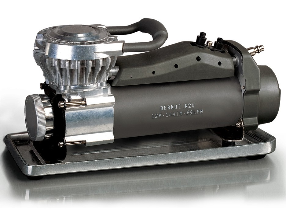 Беркут R24 компрессор, 98 л/мин