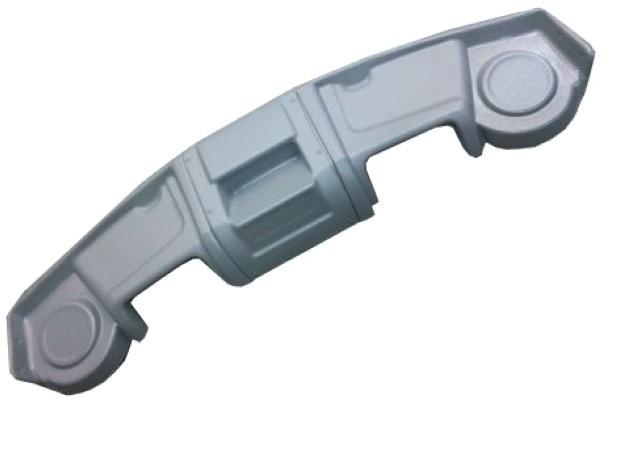 Поперечная потолочная консоль с местом под магнитолу и колонки на УАЗ Буханка