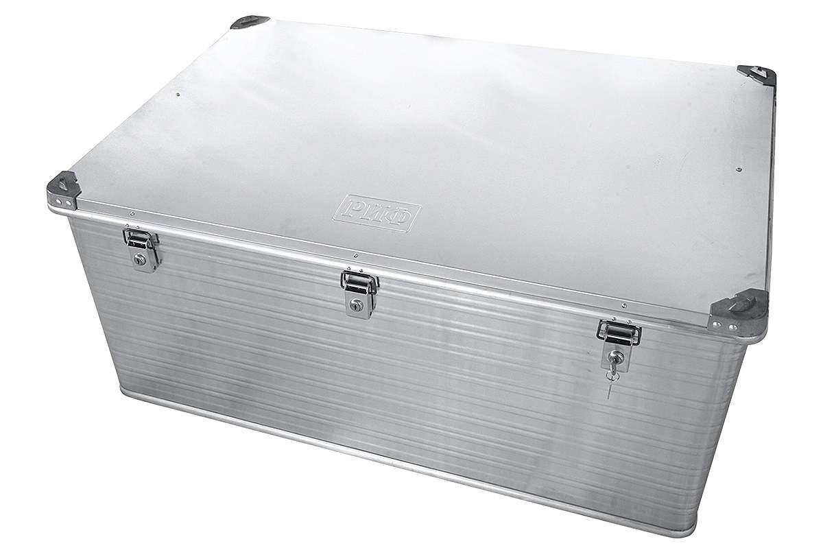 РИФ E1176790517 ящик алюминиевый усиленный с замком 1176х790х517 мм (ДхШхВ)