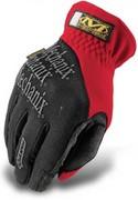 MFF-02-009 перчатки Fast Fit Gl.Red MD