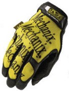 MG-01-011 перчатки Orig.Gl.Yel.XL