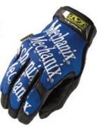 MG-03-009 перчатки Orig.Gl.Blue MD