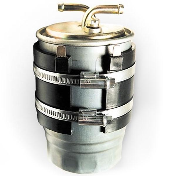 Номакон подогреватель фильтра тонкой очистки с кнопкой ПБ104 (Н82), 120Вт, 12В (Ø 90-105 мм)