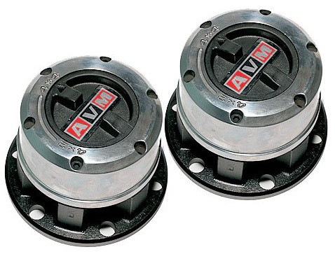 AVM-461 хабы колесные на Nissan Frontier/ Pathfinder, Navara, D21, D22 (1990- )