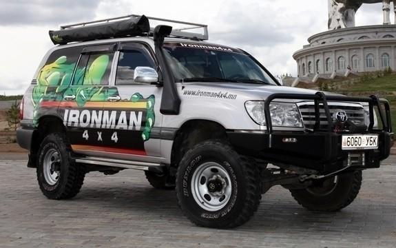 Ironman ISNORKEL003 шноркель Toyota Land Cruiser 100/105 Lexus LX470