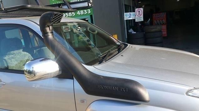 Ironman ISNORKEL006 шноркель Toyota Land Cruiser Prado 120