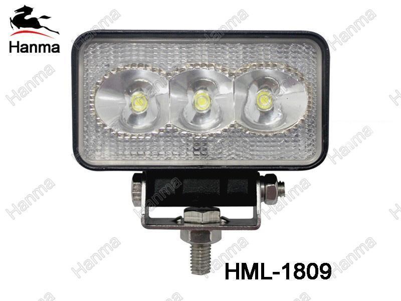 Hanma светодиодная фара HML-1809, 9W, 90°