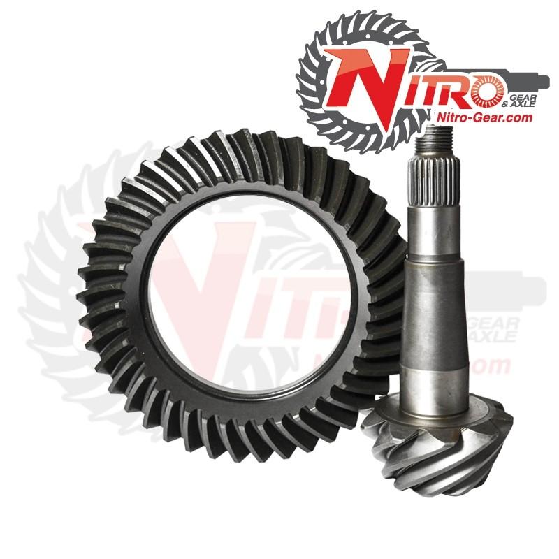 Главная пара Nitro H233B-463R-NG задняя 4.63 Nissan Patrol/Safari  1988-2009