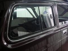 Форточки задние сдвижные для моделей ВАЗ 21213, 21214