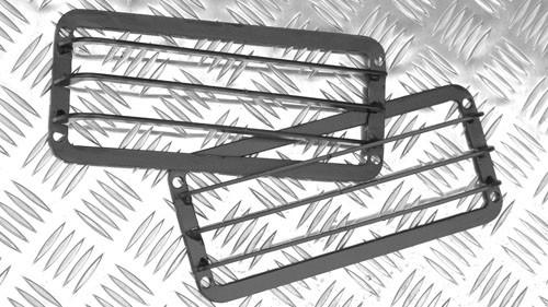 OJeep 12.010.01 комплект решёток защитных дополнительных фар (2 шт) на -