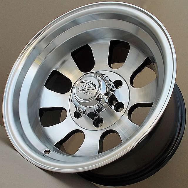 Sakura Wheels 855