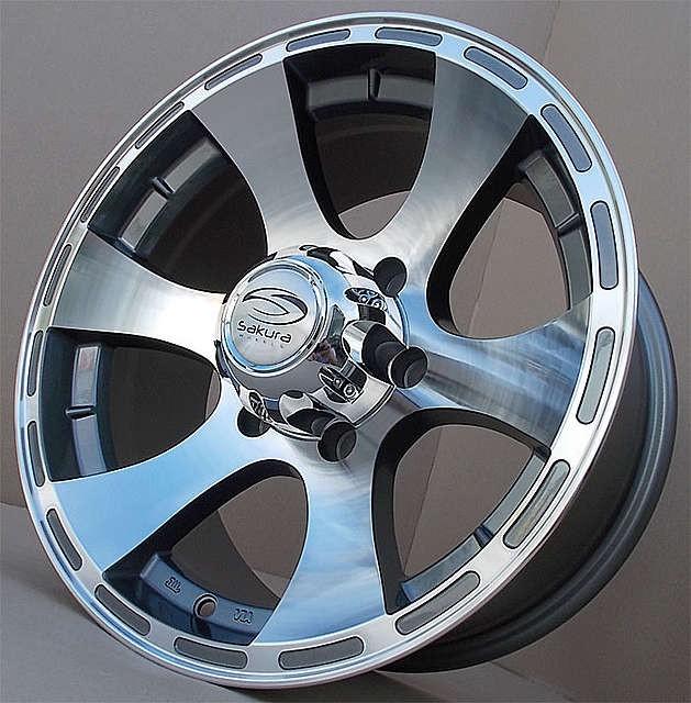 Sakura Wheels 886