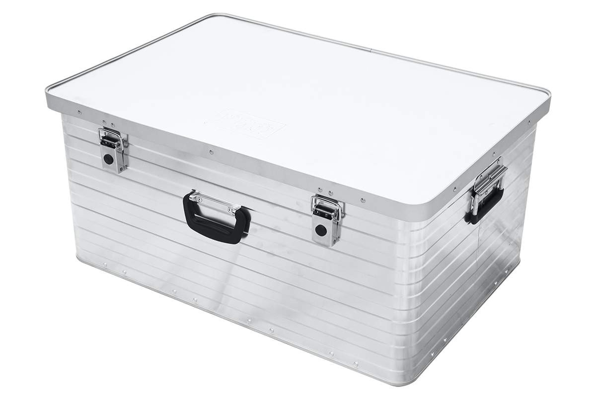 РИФ T800540365 ящик алюминиевый 800х540х365 мм (ДхШхВ)