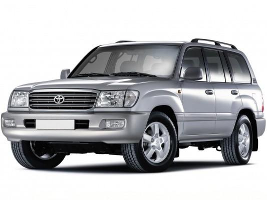 Tough Dog усиленная подвеска на Toyota Land Cruiser 100 серии с передней независимой подвеской (IFS)