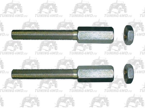 Tuning4WD комплект удлинителей на тяги механизма управления коробкой передач УАЗ буханка