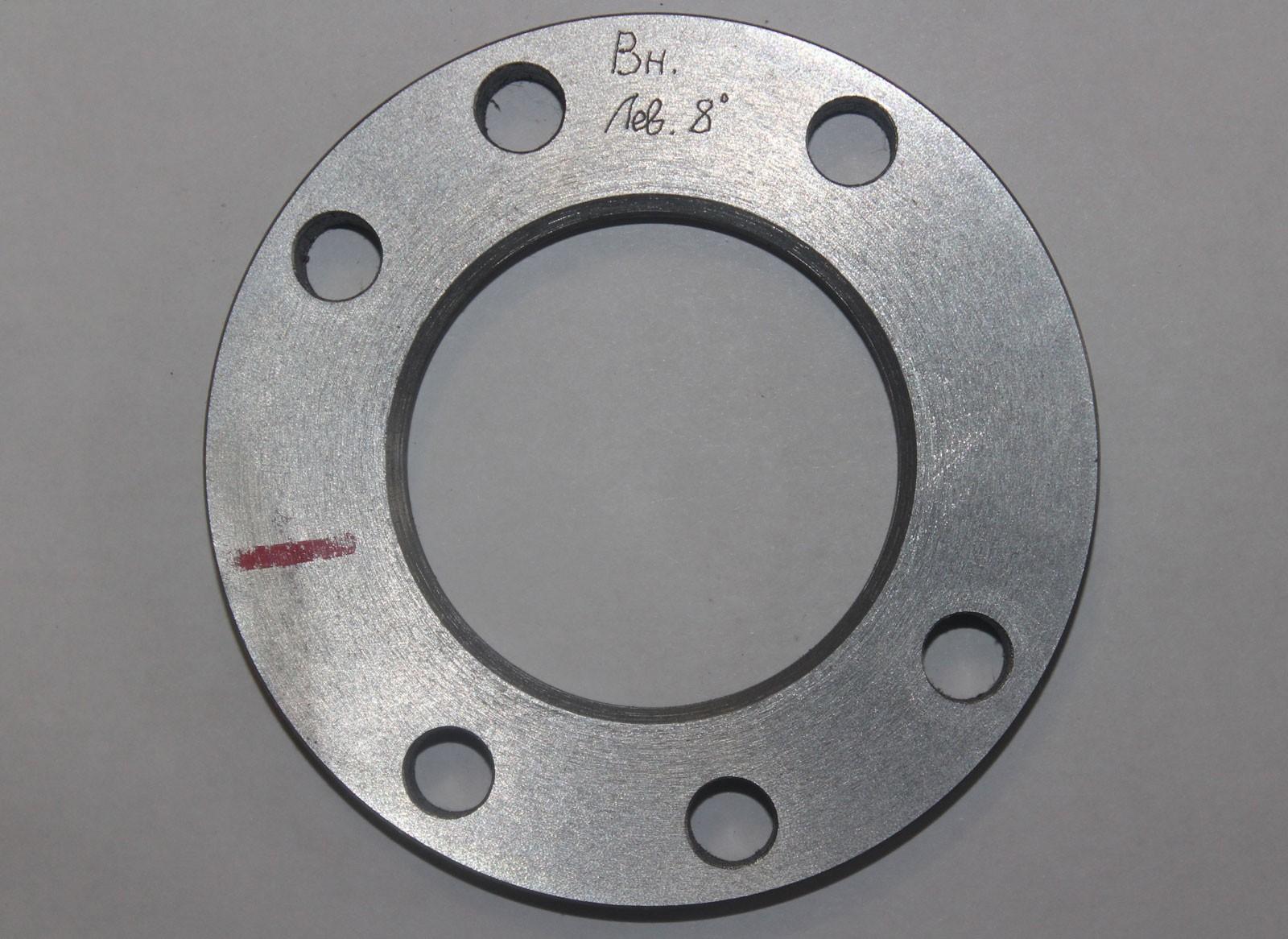 Кондуктор +8 градусов для редукторного моста на пружинной подвеске УАЗ Барс