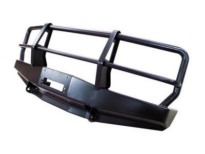 Силовой бампер на Toyota Land Cruiser 71, 76, 78 передний