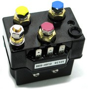 Контактор 400A, для лебедок ComeUp 12 V, DV-9/9i/12/12 light/15, Seal DS-9.5/9.5s/9.5rs, Seal DS-9.5i/9.5si/9.5rsi