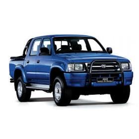 Tough Dog усиленная подвеска на Toyota Hilux с передней независимой подвеской (IFS), сзади рессоры