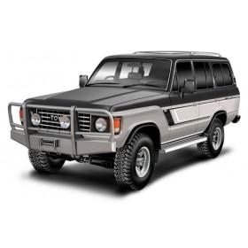 Tough Dog усиленная подвеска на Toyota Land Cruiser 60, 61, 62 серии