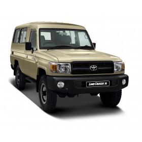 Tough Dog усиленная подвеска на Toyota Land Cruiser 78, 79 серии