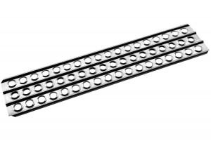 РИФ 200-02 сэнд-трак 200x44 см алюминиевый усиленный