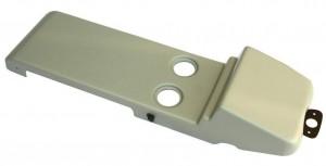Консоль потолочная для установки р/c УАЗ Патриот 2007-2013, без выреза под р/c, серая