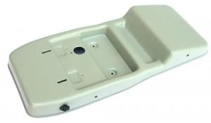 Консоль потолочная для установки р/c Great Wall Hover H3-H5 без выреза под р/c, серая