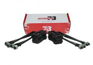 Autogur73 лифт-комплект рессора-мост 60 мм УАЗ Хантер/Патриот (на 1 мост)