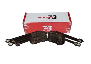 Autogur73 лифт-комплект рессора-мост 60 мм УАЗ-452 (на 1 мост)