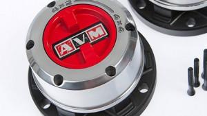 AVM-410HP хабы колесные усиленные на УАЗ