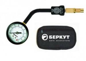 Беркут манометр-дефлятор ADG032 (0-4 атм)