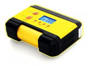 Качок компрессор со встроенным цифровым манометром K60