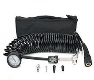 Беркут шланг-удлинитель с манометром и дефлятором DF-029